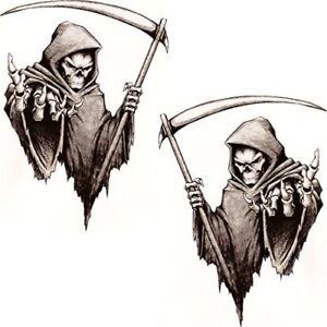 Grim-reaper-Vinyl-sticker-decal-small-pair-50mm
