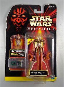 Star Wars Phantom Menace TPM Episode I 1 Coruscant Queen Amidala Loose Complete