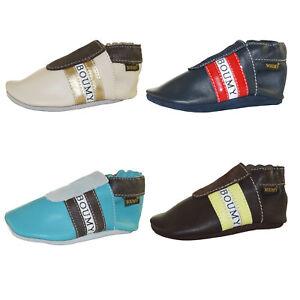 BOUMY-TRACKSHOE-ZAPATOS-DE-BEBE-NUEVO-30-cuero-baby-shoes-2310-2312-2314-2316