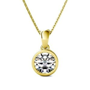 0-4ct-I1-HI-Natural-Diamond-9K-Yellow-Gold-Solitaire-Diamond-Pendant-Necklace