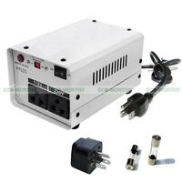 500W Voltage Converter Transformer Step Up/Down Regulator/Stabilizer AC 110-220V