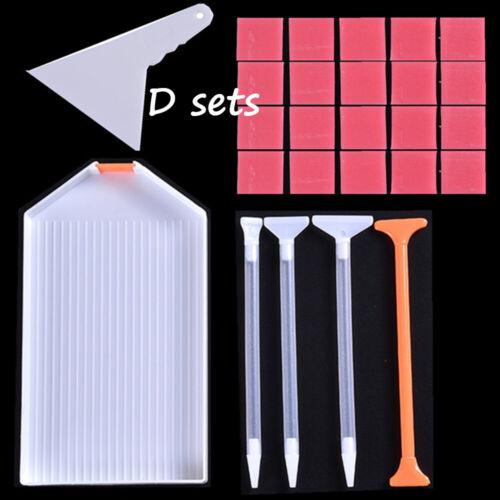 Tray Big Trays Corrector 5D Diamond Painting Kits Point Drill Pen Embroidery
