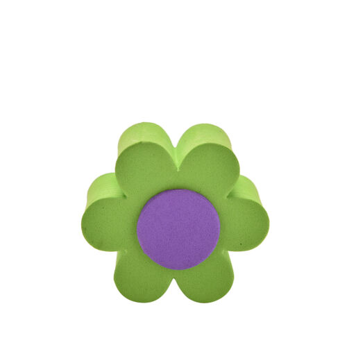1 Pcs Lovely Eva Flower Decorative Car Antenna Topper Balls Color Random DLUK