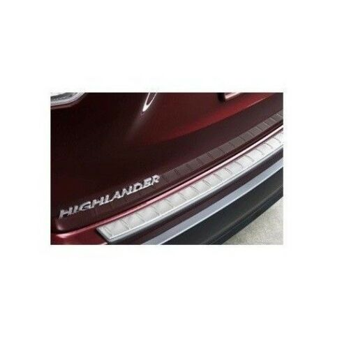 For Toyota Highlander 2014-2017 Rear Bumper Protector Genuine PU060-48214-P1
