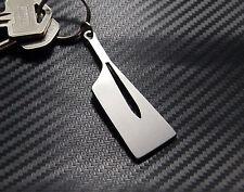 ROWING BLADE Row Oar Boat Rower Skull Coxed Race Keyring Keychain Key Gift
