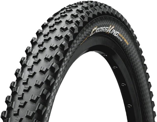 """Black Continental Trail King Tire 26x2.2/"""" Steel Bead"""