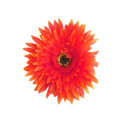 Large 10cm Flower Hair Beak Clip Grip Bridal Wedding Summer Accessory