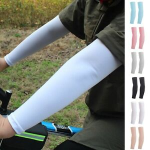New-Bicycle-Cuff-Sleeve-Cover-Outdoor-Cycling-Anti-UV-Sunscreen-Arm-Protection