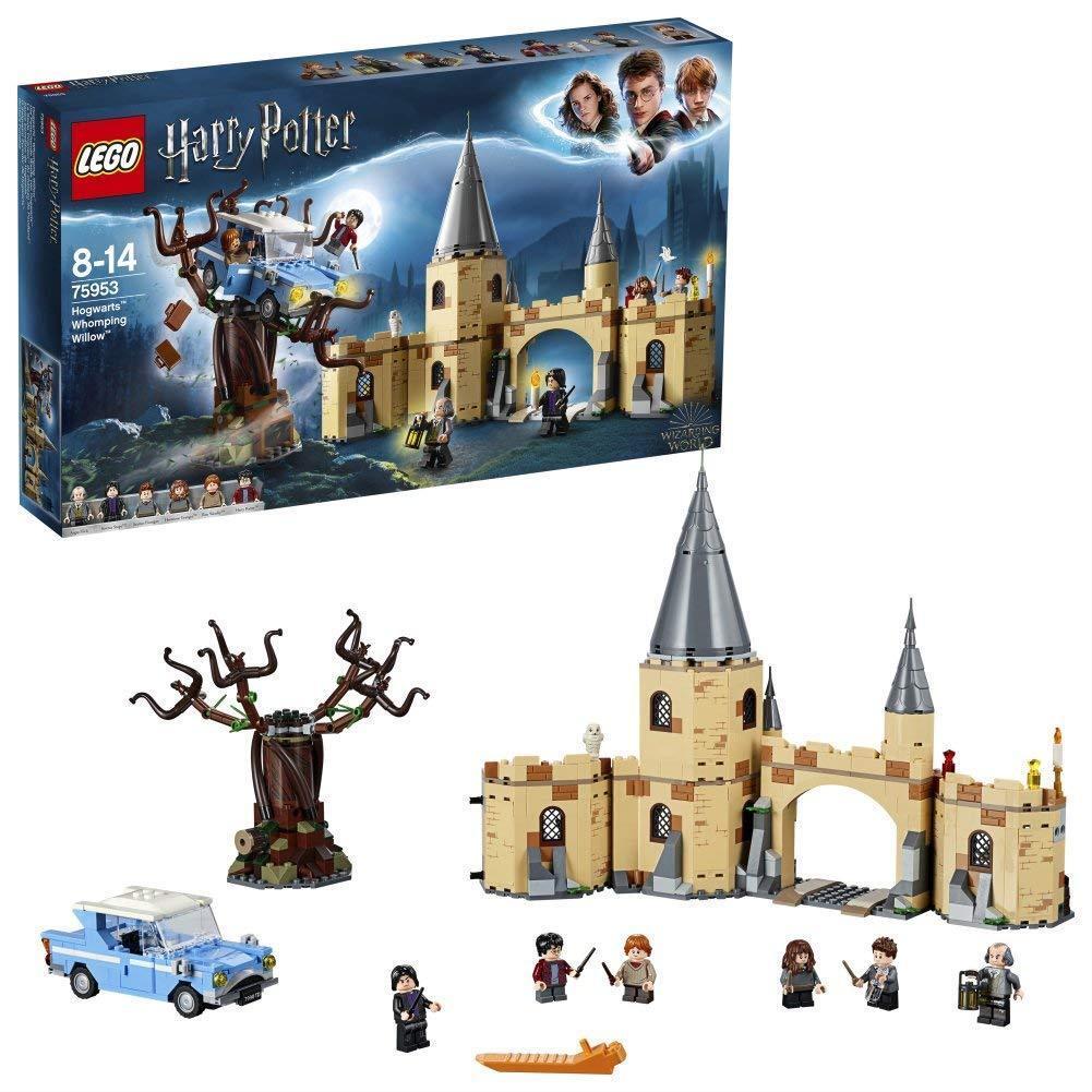 LEGO Harry Potter 75953 -Saule De boxeur Poudlard.  De 8 à 14 ans  le moins cher