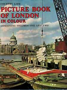 Allen G F  COUNTRY LIFE BOOK OF LONDON VOLUMES I amp II COMBINED 1966 Hardback BO - Llanwrda, United Kingdom - Allen G F  COUNTRY LIFE BOOK OF LONDON VOLUMES I amp II COMBINED 1966 Hardback BO - Llanwrda, United Kingdom