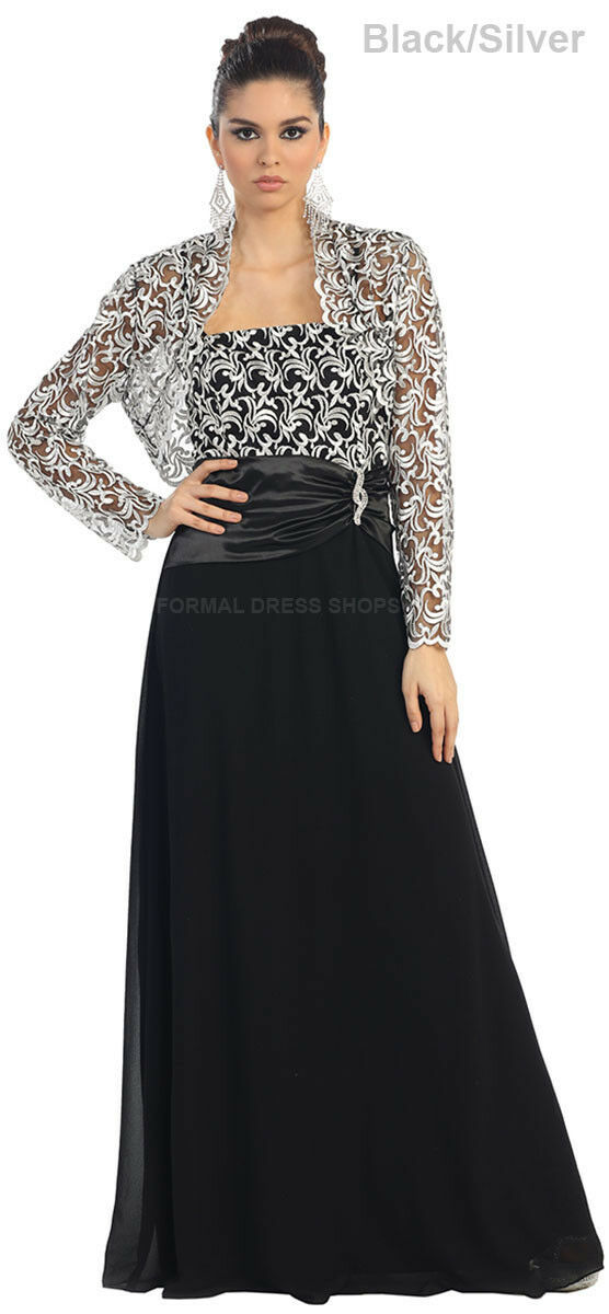 91df0a8115a Mother of The Groom Bride Dress Formal Evening Plus Size Church Gown ...