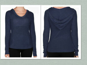Brand-New-GENUINE-QUALITY-Lorna-Jane-Classic-L-Sleeve-Hoodie-Top
