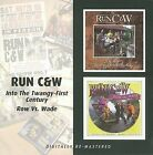 Into the Twangy-First Century/Row vs. Wade by Run C&W (CD, Jul-2010, Beat Goes On)