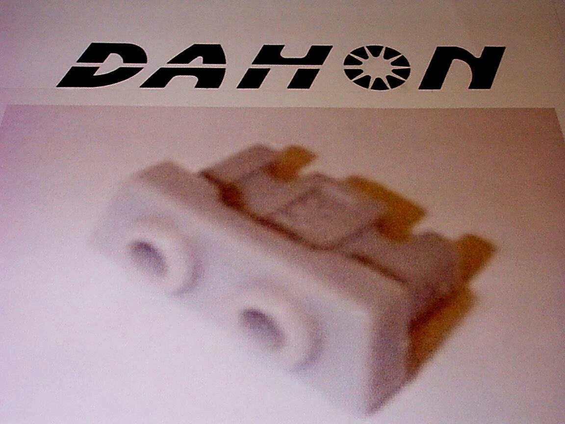 Nabendynamo Dahon Biologic Dynamo-Stecker Connector-HUB DYNAMO Plastic TIP