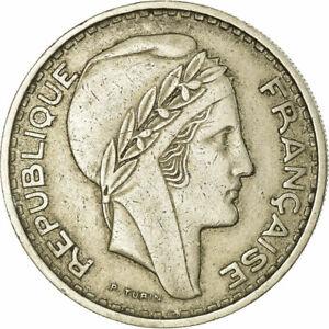 738531-Coin-Algeria-100-Francs-1950-Paris-EF-40-45-Copper-nickel