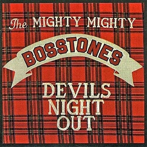 MIGHTY MIGHTY BOSSTONES - DEVILS NIGHT OUT   VINYL LP NEW!