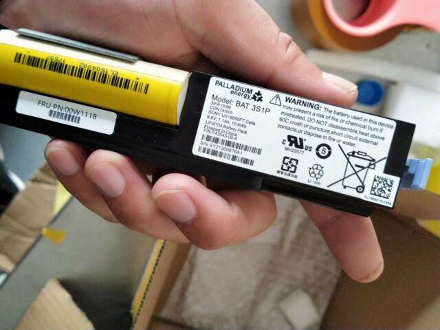 00W1118 IBM DSC3700 Battery BAT 3S1P P43543-09-A Backup Battery