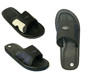 New Women/'s Sports Slide Sandals-for Shower-Pool-Gym-Garden-House