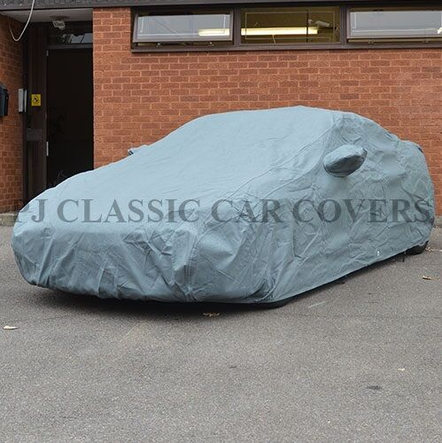 Cromo Parachoques Impermeable Coche Cubierta Para Mgb Roadster