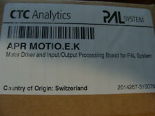 Ctc Pal System Motor Driver And Inout Processing Pcb Thermo Pn Ch 952590