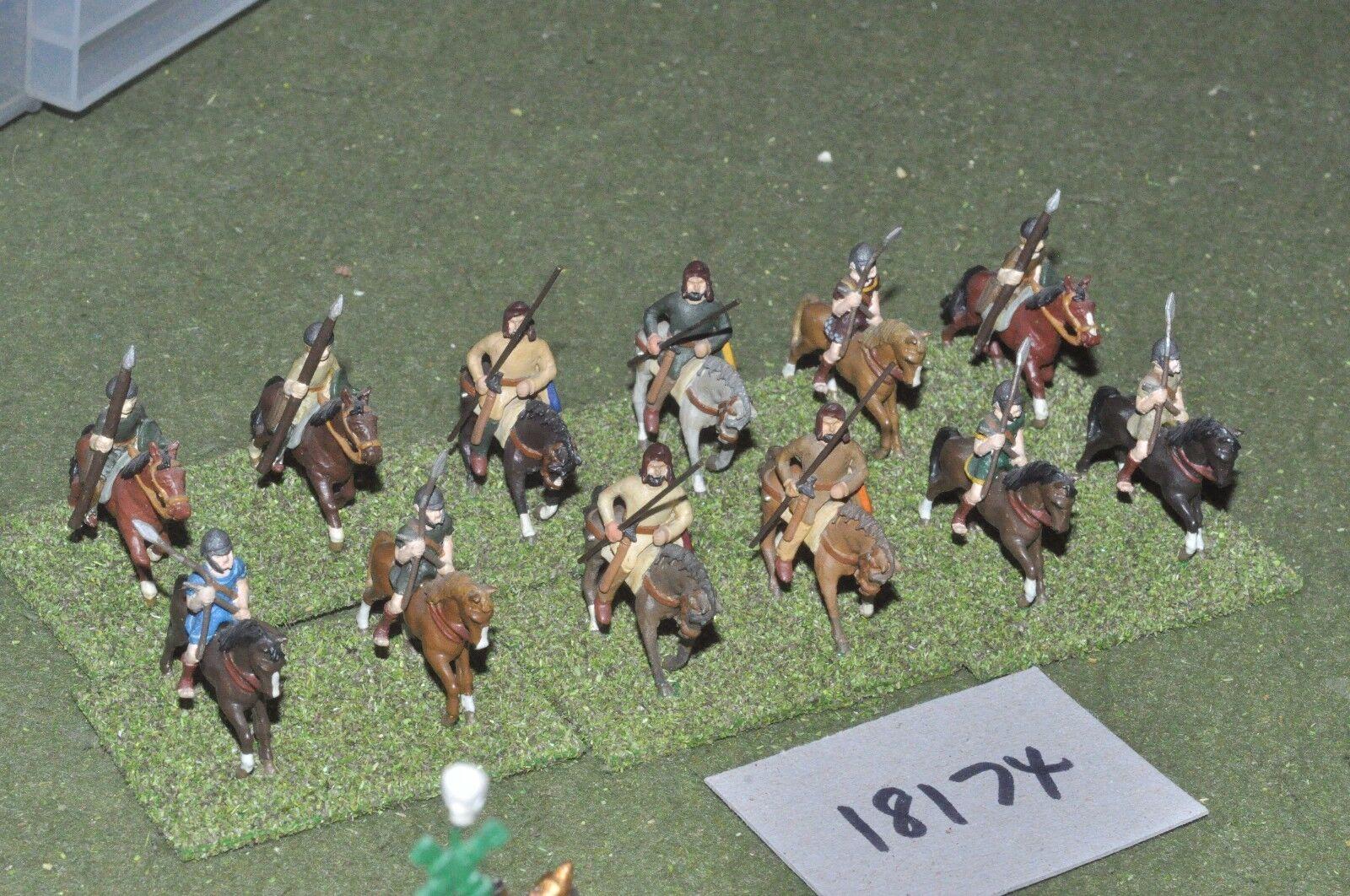 25mm classical   greek - ancient cavalry 12 cavalry - cav (18174)