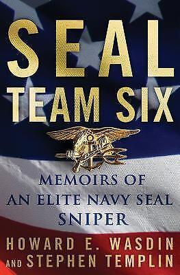 SEAL Team Six: Memoirs of an Elite Navy SEAL Sniper (Thorndike Press-ExLibrary