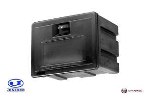 Jonesco 580mm Plastic Truck Tool Box Storage Trailer Truck Side
