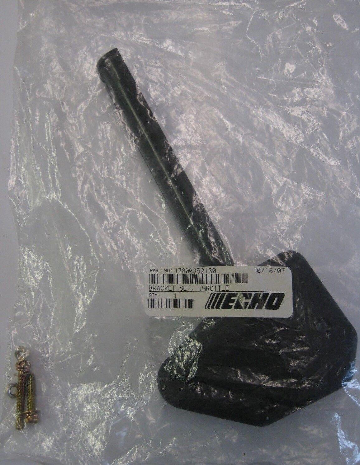 ECHO THROTTLE BRACKET SET P//N 17800352130