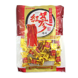 korean red ginseng jelly