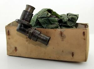 Box-of-7-off-right-angled-adaptor-union-for-RAF-Meteor-O