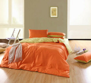 Reversible London Marks Navy Duvet cover and Pillow cases 3 pcs 100/% Cotton