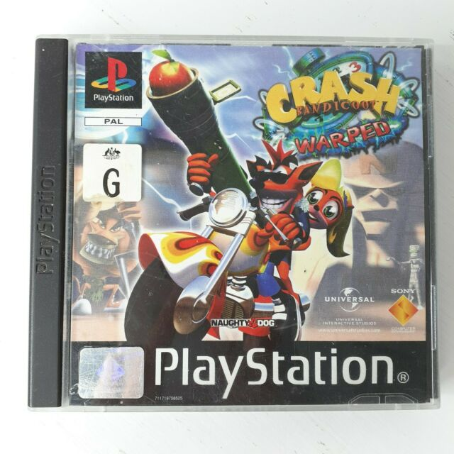Sony Playstation Crash 3 Micro Machines Mem Card 2 Controllers Ps1 Psx For Sale Online Ebay