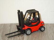 Linde H30 Fork Lift Gabelstapler Heftruck van Siku Germany *4709