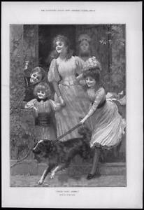 247 LONDON Olympia Hackenschmidt Madrali Wrestling Match 1906 Antique Print