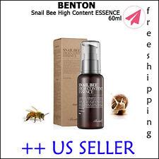 BENTON Snail Bee High Content Essence 60ml - US SELLER