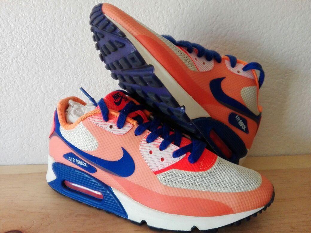 Nike PMR Air Max 90 Hyperfuse PMR Nike Knicks Knicks Knicks Azul Crimson Hombre 9 c488bb