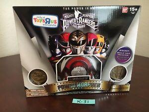 Menthe!!!   Héritage Puissance Morpher Blanc Rangers Bandai Diecast True Rare !!   K-31
