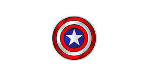 1x-Captain-America-Shield-Domed-Decal-Choice-of-Sizes