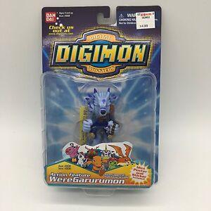 Digimon-Digital-Monsters-Action-Feature-WereGarurumon-Bandai-3936-New