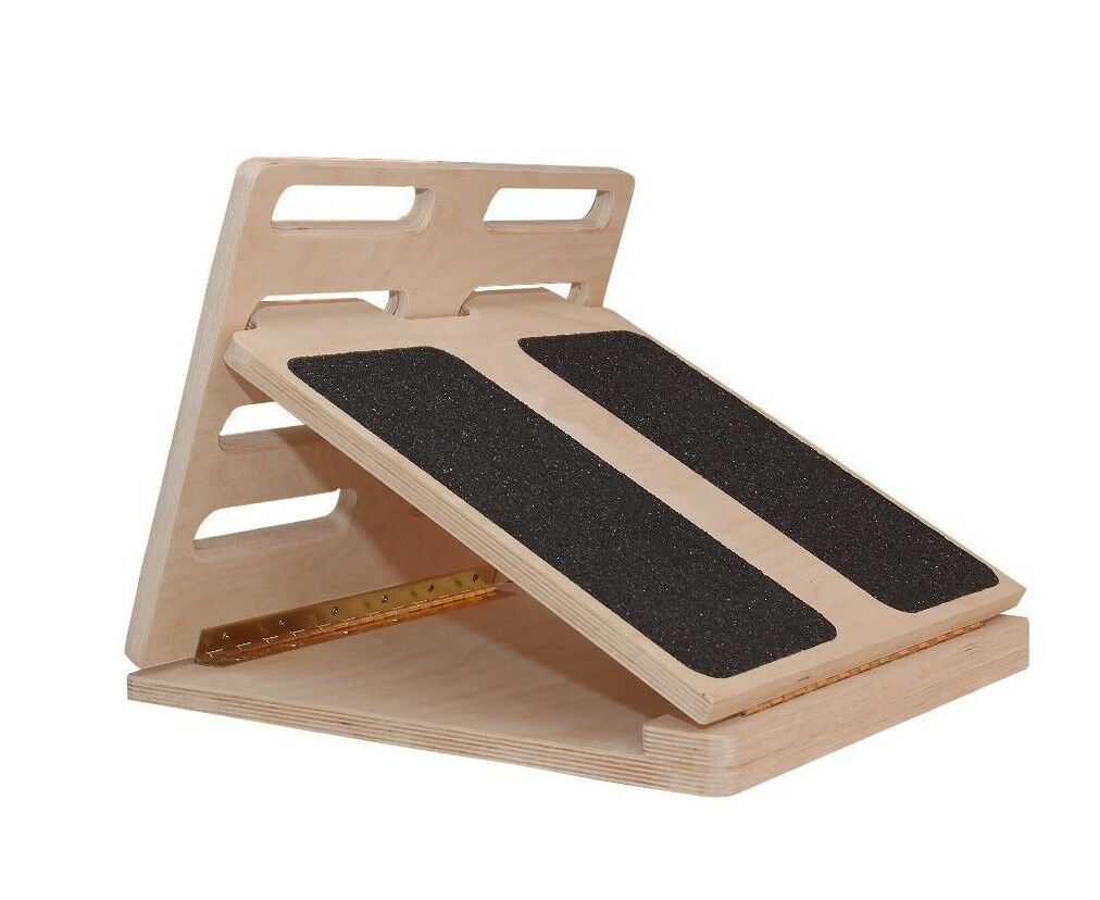 Slant Board Calf Stretcher as used in the Egoscue Method.  15 shipping