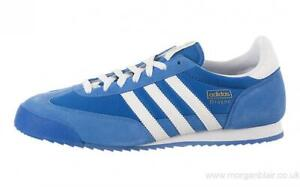 Details about ADIDAS ORIGINALS DRAGON TRAINERS ROYAL BLUE MENS UK SIZES 7 TO 12