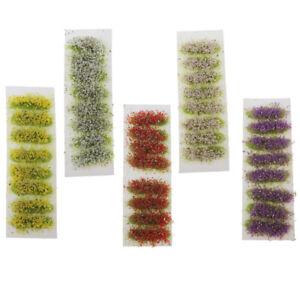 Ciuffi-di-Fiori-Statici-per-Diorama-Wargaming-Miniature