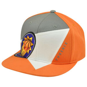 NBA-Adidas-Phoenix-Suns-NJ69Z-Flat-Bill-Adjustable-Basketball-Snapback-Hat-Cap