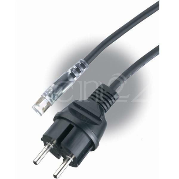Câble d'alimentation pour cordon au mètre 12-13mm