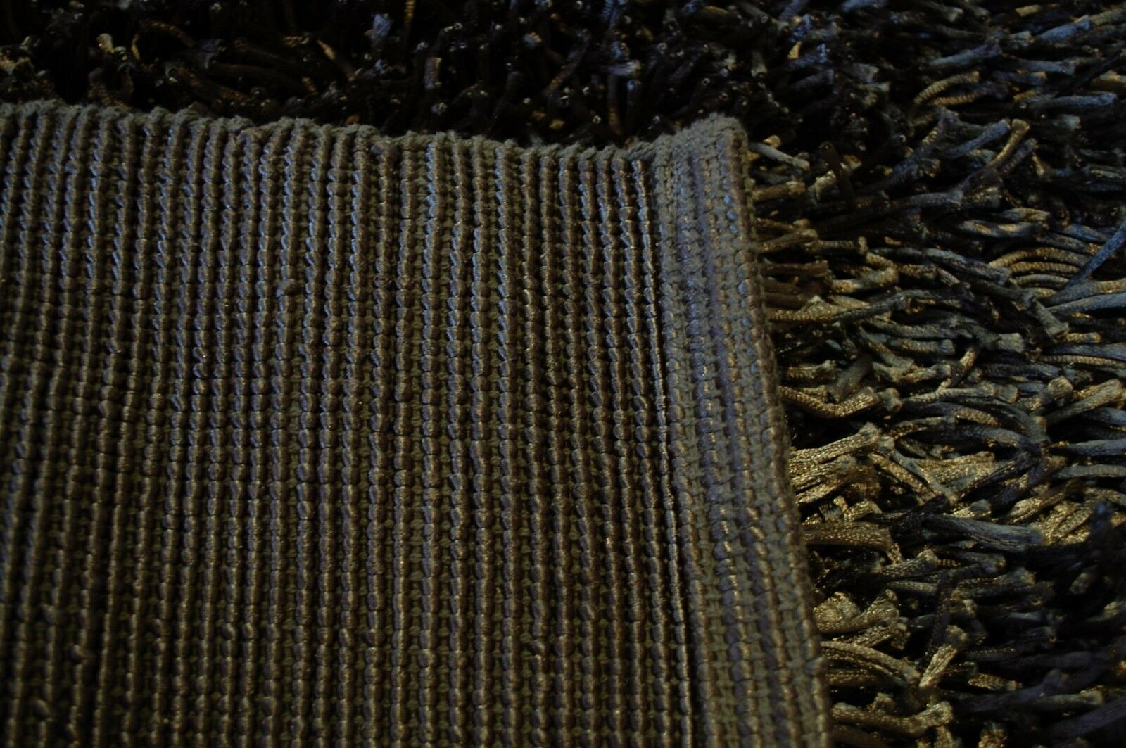 Badteppich Badteppich Badteppich Aquanova Kemen 269 Forest dunkel grün 80x160cm Langflor db9143