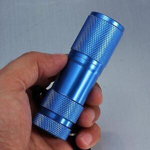 Ultra-Violet-UV-Blacklight-9-LED-Portable-Flashlight-Torch-Light-Lamp-Blue-RARA
