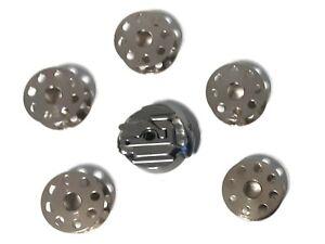 1-SINGER-Bobbin-Case-5-Featherweight-Sewing-Machine-bobbin-221-222-301-45751
