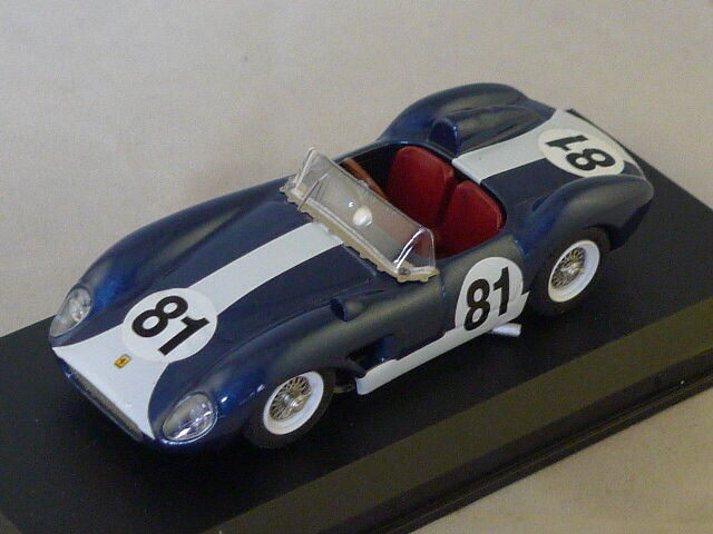 ART MODEL 246 Ferrari 500 TRC TRC TRC N°81 Sebring 1958   1/43   Pour Gagner L'éloge Chaleureux De La Part Des Clients  9cbf5a