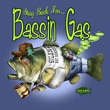 LODGE ART PRINT Bassin Gas Jim Baldwin
