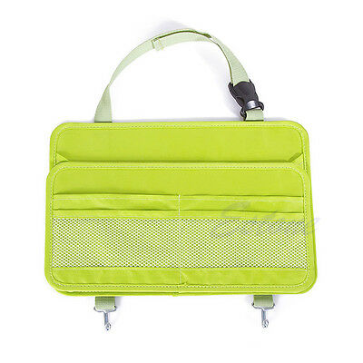 Travel Car Seat Back Hanger Organizer Auto Multi-Pocket Storage Bag Holder New